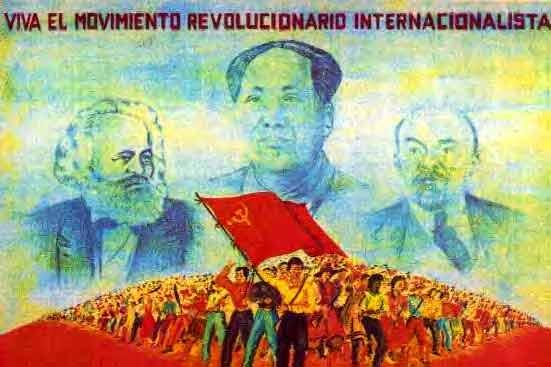 Partido Comunista del Perú - Sendero Luminoso MRI