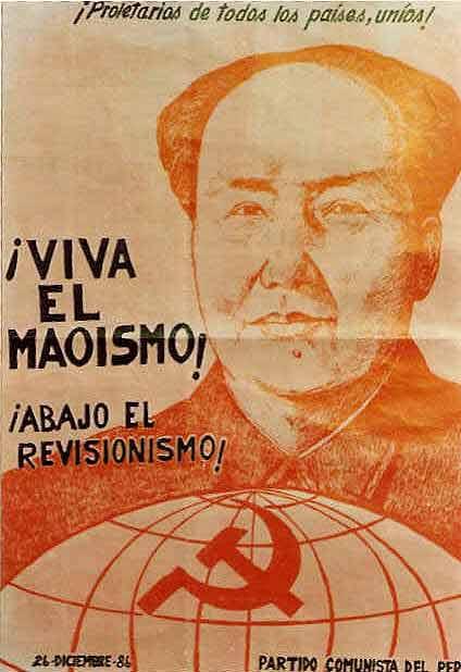 Partido Comunista del Perú - Sendero Luminoso Viva_el_Maoismo
